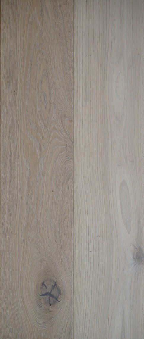 Almod White Wide Plank